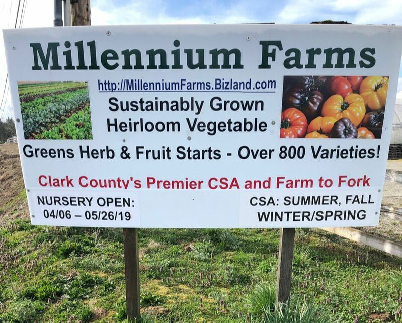 WELCOME TO MILLENNIUM FARMS - Home